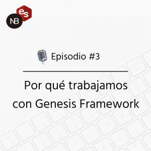 Por qué trabajamos con Genesis Framework