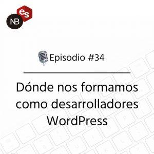 Podcast Freelandev -#34 - Cómo nos formamos como desarrolladores WordPress