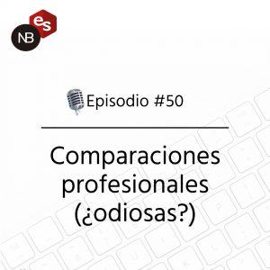 Podcast Freelandev -#50 - Podcast Freelandev -#50 Comparaciones profesionales odiosas
