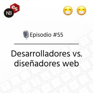 Podcast Freelandev -#55 - Desarrolladores vs diseñadores web