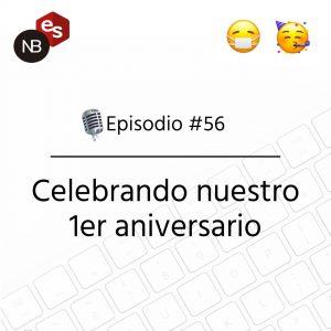 Podcast Freelandev -#56 - Celebrando nuestro primer aniversario