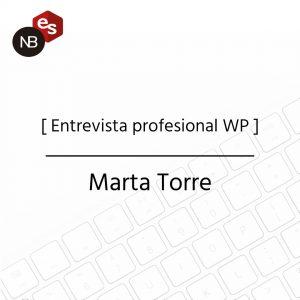 Freelandev: Entrevista a Marta Torre