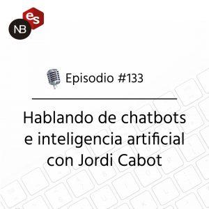 Podcast Freelandev -#133: hablando de chatbots con Jordi Cabot